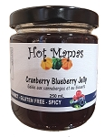 Hot Mamas Cranberry Blueberry Jelly 250ml