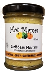 Hot Mamas Caribbean Mustard 60ml
