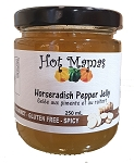 Hot Mamas Horseradish Jelly 250ml