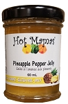 Hot Mamas Pineapple Pepper Jelly 60ml