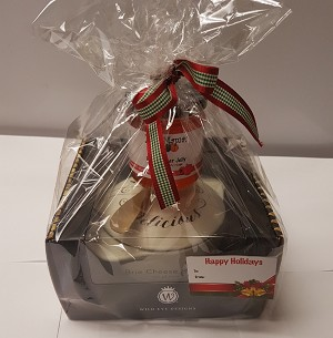 Holiday Brie Baker Set-DIRECT SHIP