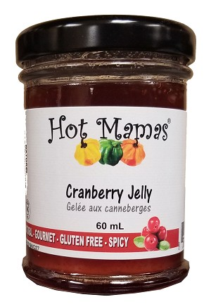 Hot Mamas Cranberry Pepper jelly 60ml