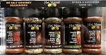 Hot Mamas No Salt Gourmet Seasonings Gift Pack