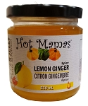 Hot Mamas Lemon Ginger Pepper Jelly 250ml