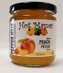 Hot Mamas Peach Pepper Jelly 250ml