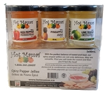Hot Mamas Pepper Jelly Taster Pack