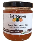 Hot Mamas Roasted Garlic Pepper Jelly  250ml