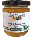 Hot Mamas Lime & Tequila Jelly 250ml