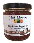 Hot Mamas Spiced Apple Pepper Jelly 250ml