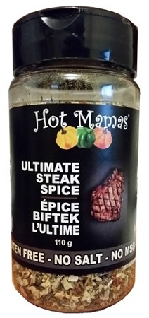 Hot Mamas Ultimate Steak Spice