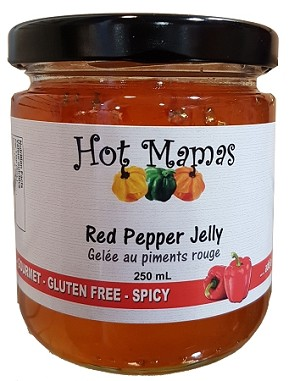 Hot Mamas Red Pepper Jelly 250ml