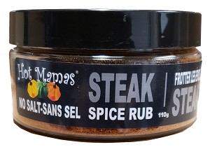 Hot Mamas Steak Spice Rub